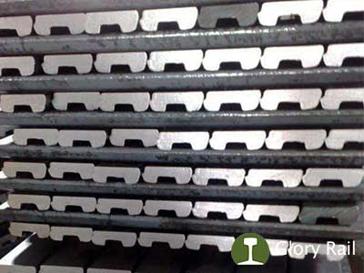 Fish plate for 15kg steel rail