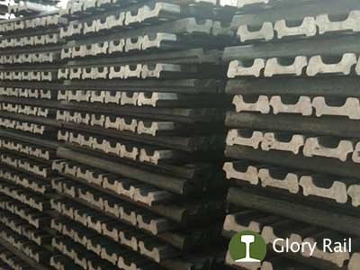 Fish plate for 30kg steel rail