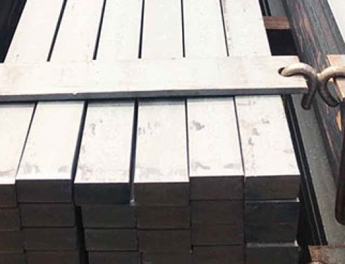 What is flat steel?
