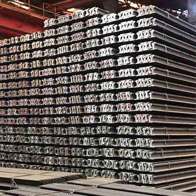 12kg light steel rail