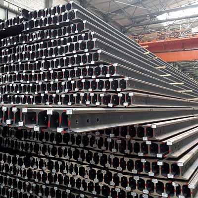 54E3 DINS54 steel rail