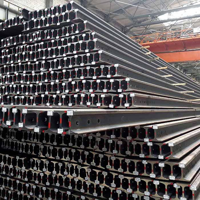 56E1 steel rail