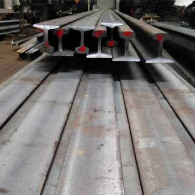ASCE25 steel rail