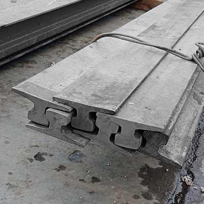 DIN536 A45 crane rail supplier