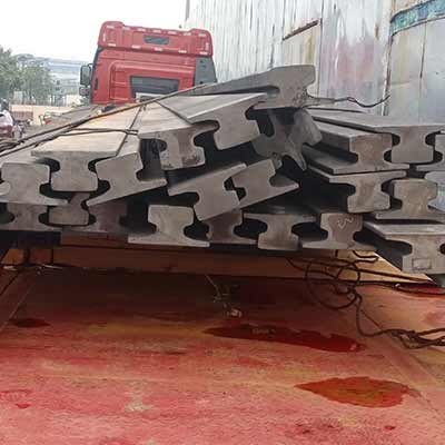 DIN536 A55 Crane Rail A55 rail supplier