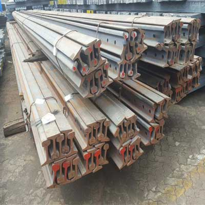 British Standard BS100A Steel Rail