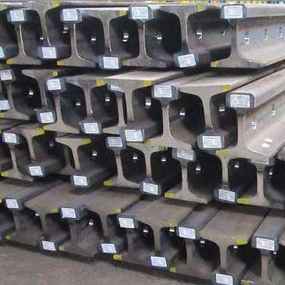 British Standard BS110A Steel Rail
