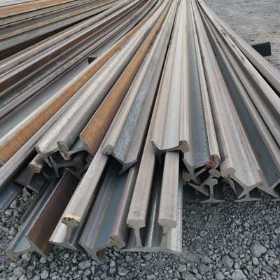 British Standard BS50O Steel Rail
