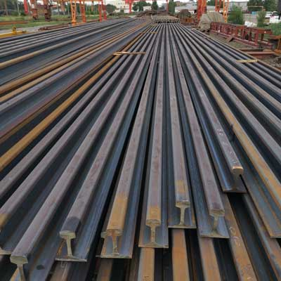 British Standard BS60A Steel Rail