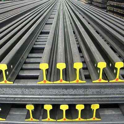 British Standard BS60R Steel Rail