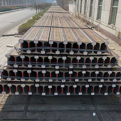 British Standard BS70A Steel Rail