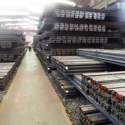 British Standard BS75A Steel Rail
