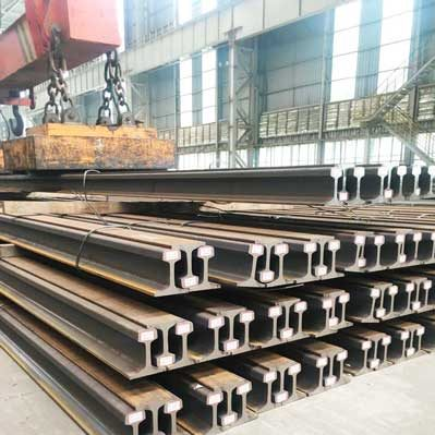 British Standard BS75R Steel Rail
