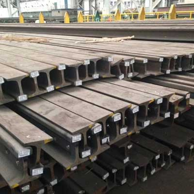 British Standard BS80R Steel Rail