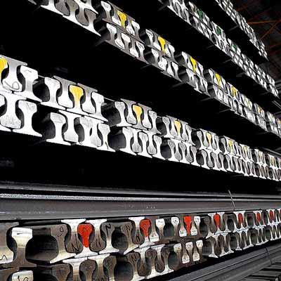 GOST KP70 Crane Steel Rail