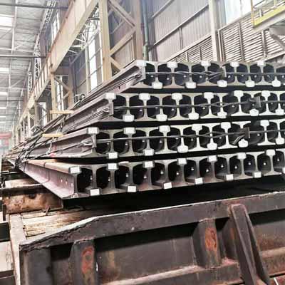 JIS 60kg steel rail