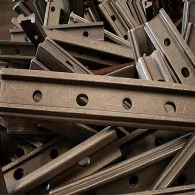 JIS Standard railway Fish Plate Rail Joint Bars