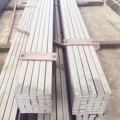 S355 ST52.3 Q345B Square Steel Bar Crane Rail