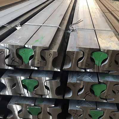 U71Mn Steel KP80 Crane Steel Rail