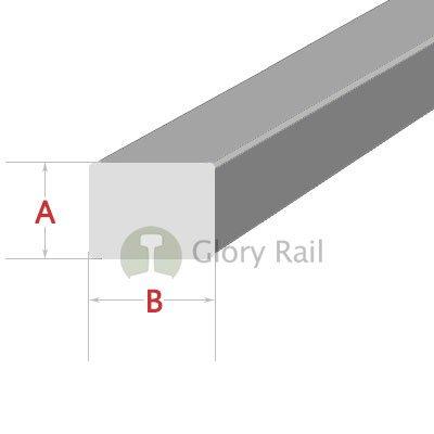 flat bar rail