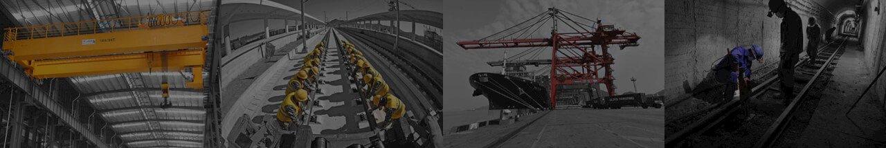rail application industry