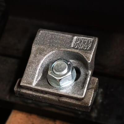 9116 rail clip