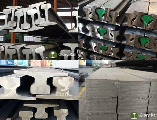 Railway track for sale from China