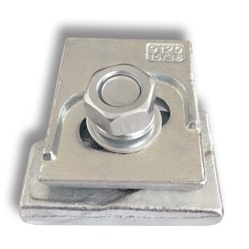 Crane rail fixing clips supplier