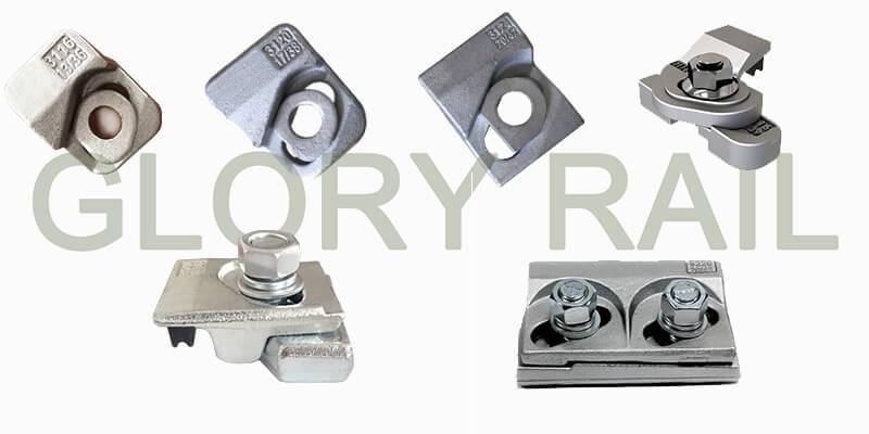 crane rail clips supplier