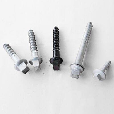 railroad screw spike for sale