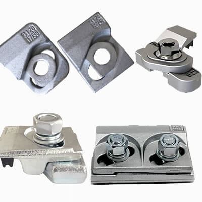 crane rail clips supplier