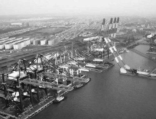 China's port machinery industry development