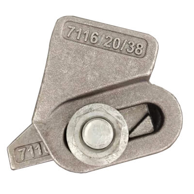 1116 rail clips supplier