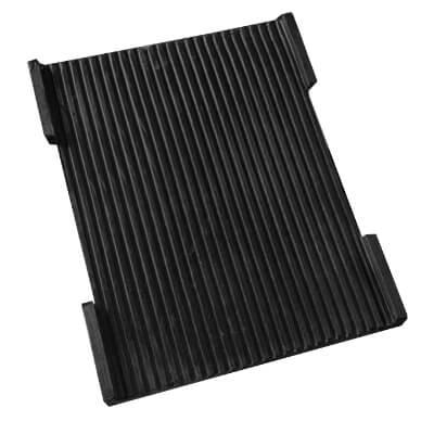individual rail pads