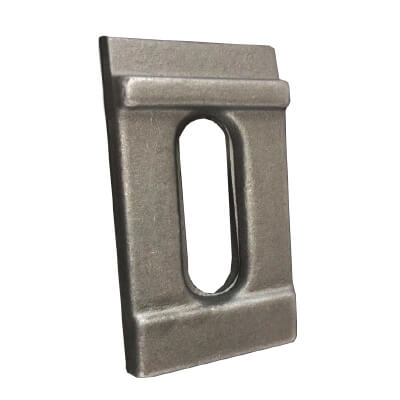 6A-6 rail clips